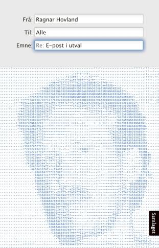 Erle Stokke (red.) | Frå Ragnar til alle Bokdesign, Samlaget 2013