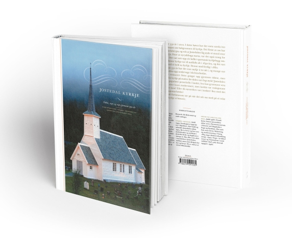 Skald forlag, utgitt i samarbeid med Jostedal sokneråd 2010